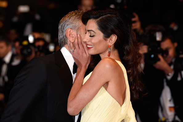Cannes Film Festival Clooney Amal