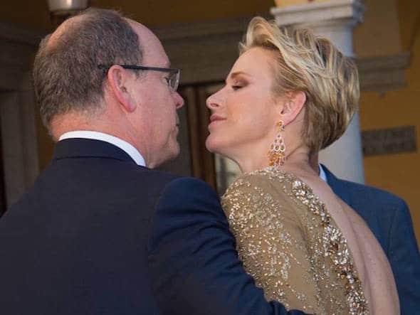 Monaco Albert Charlene giugno 2016