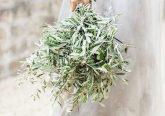 bouquet sposa 2017 rami ulivo