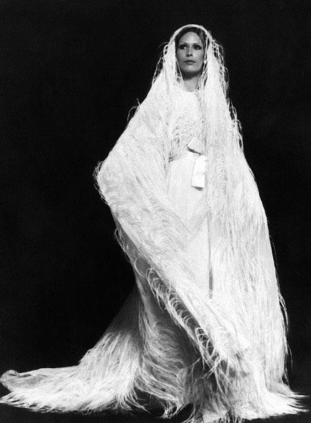 5f08fb5432fe Christian Dior abito sposa vintage
