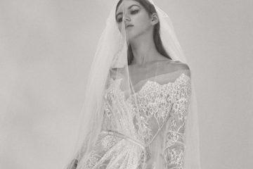Elie Saab collezione sposa autunno inverno 2017
