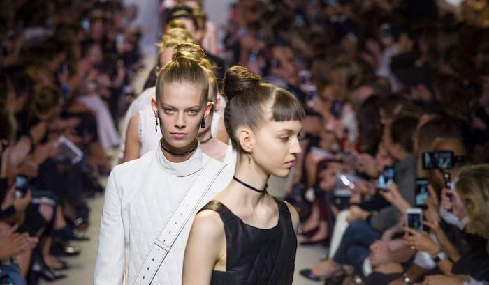 Sfilata Dior estate 2017