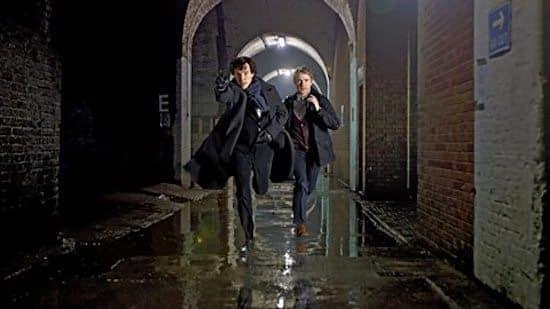 Sherlock serie tv