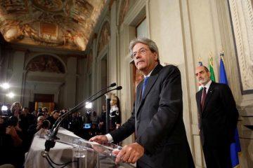 Paolo Gentiloni governo