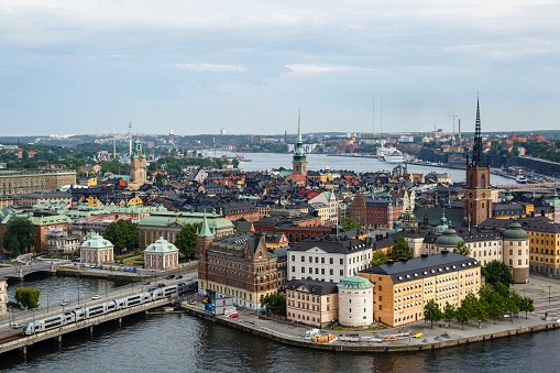 Svezia estero europa