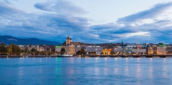 Svizzera Ginevra