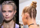 capelli trecce e acconciature primavera estate 2017