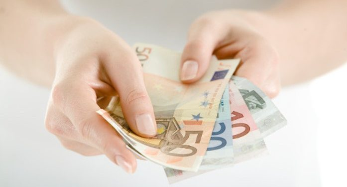 NASPI banconote