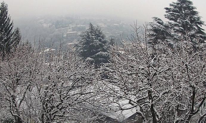 gennaio inverno italia