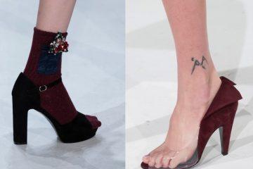 Scarpe sandali donna inverno 2018