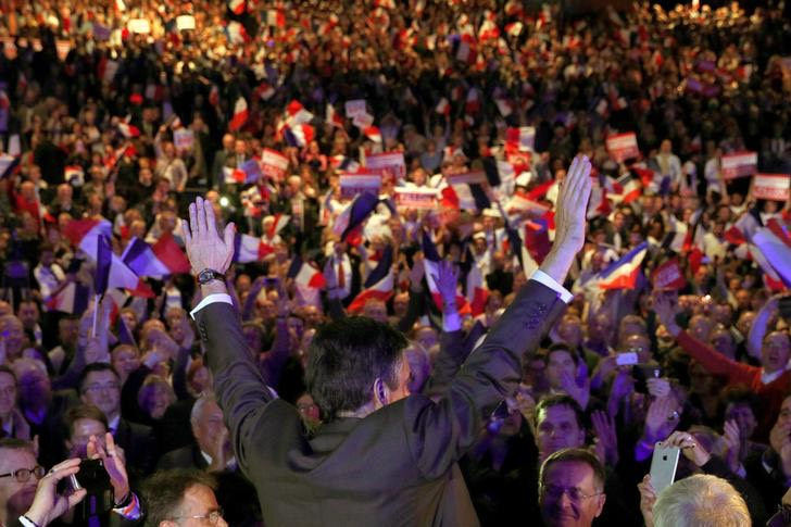 Francia elezioni