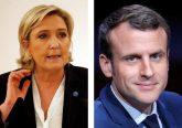 le pen macron francia elezioni