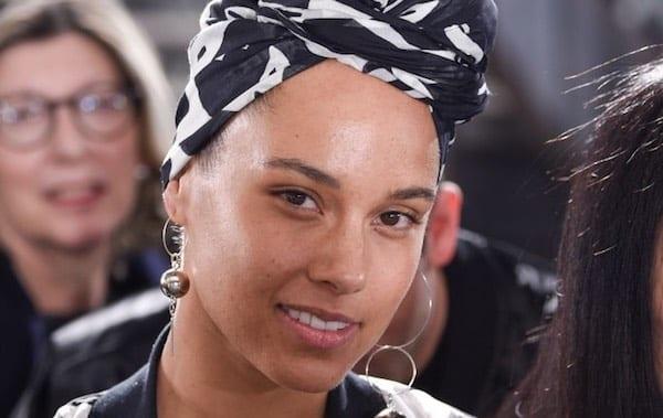 Alicia Keys parigi