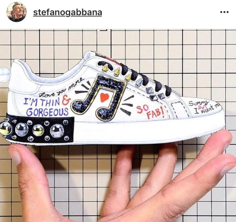 gabbana instagram