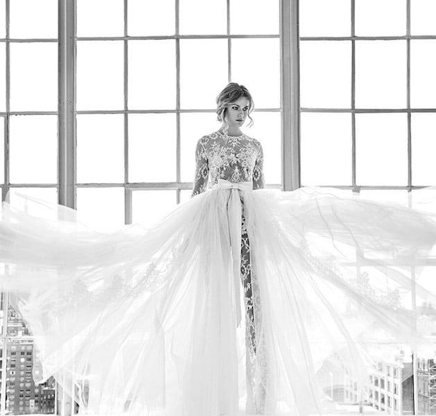 Zuhair Murad abito sposa 2018