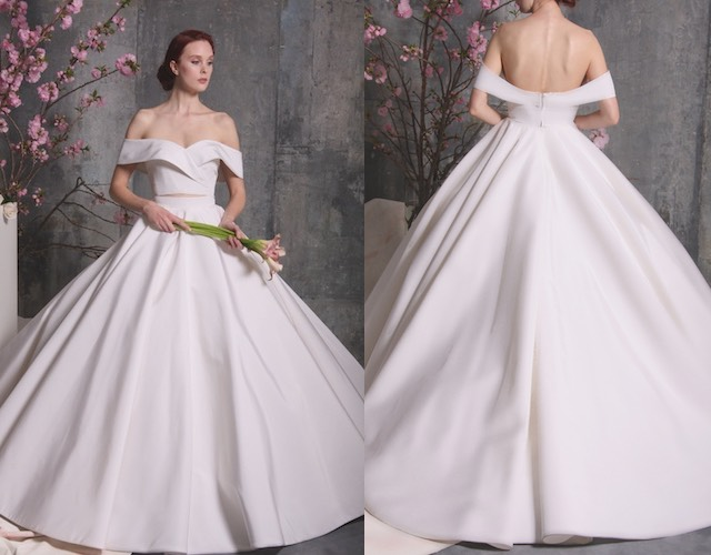 abito da sposa 2018 Siriano