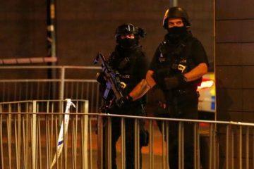 Terrorismo Manchester
