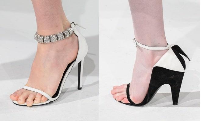 Calvin Klein sandali inverno 2017-2018