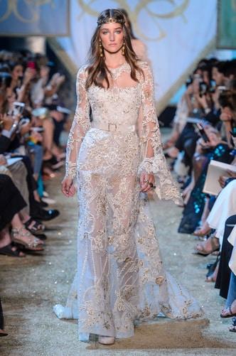 Elie Saab couture 2018