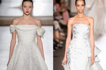 abiti da sposa come abiti da sera