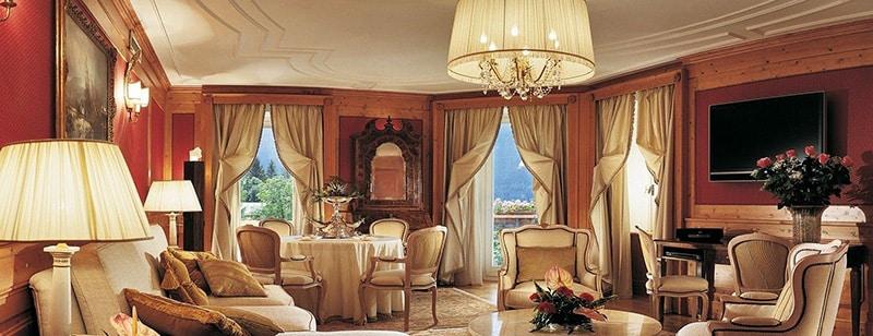 hotel cristallo cortina
