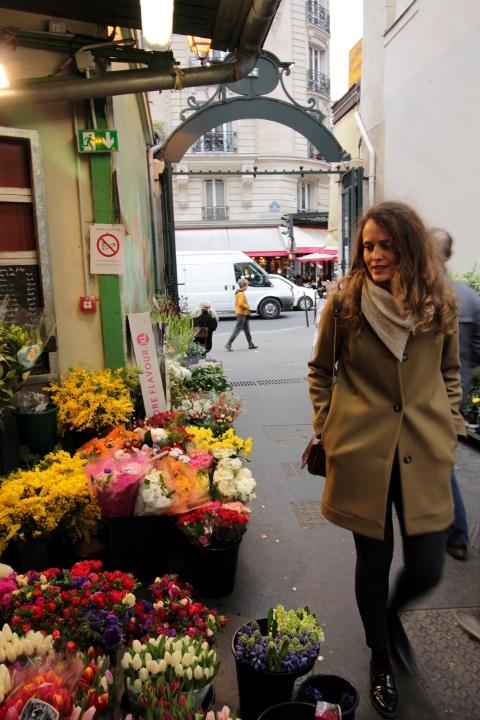 una parigina à Paris