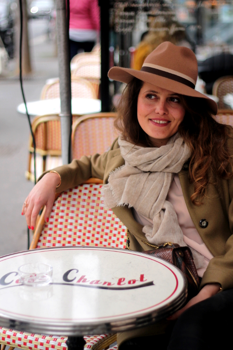 parigina chic intervista