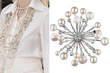 collane perle Chanel prezzo2018