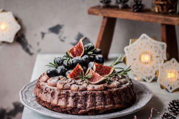 Ricette torte di Natale e Capodanno 2018