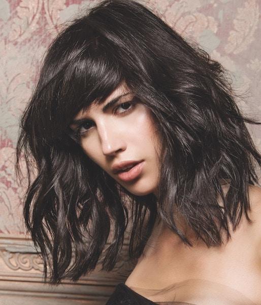 capelli inverno    tagli medi migliori  facili da