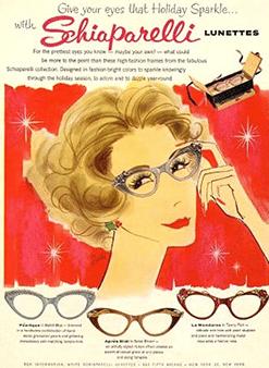 occhiali schiapparelli