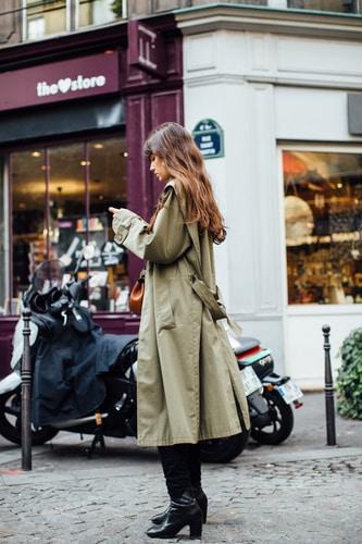 donne parigi stile