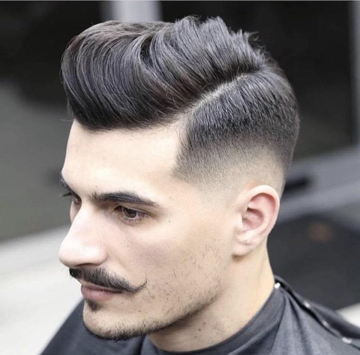 taglio uomo capelli 2018