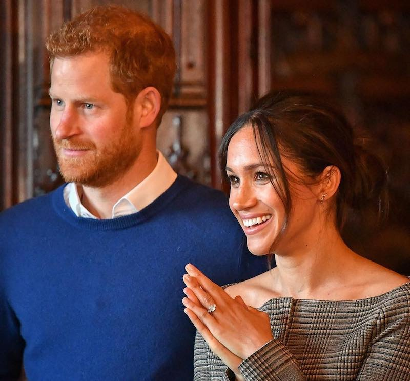 Principee Harry Megan Markle