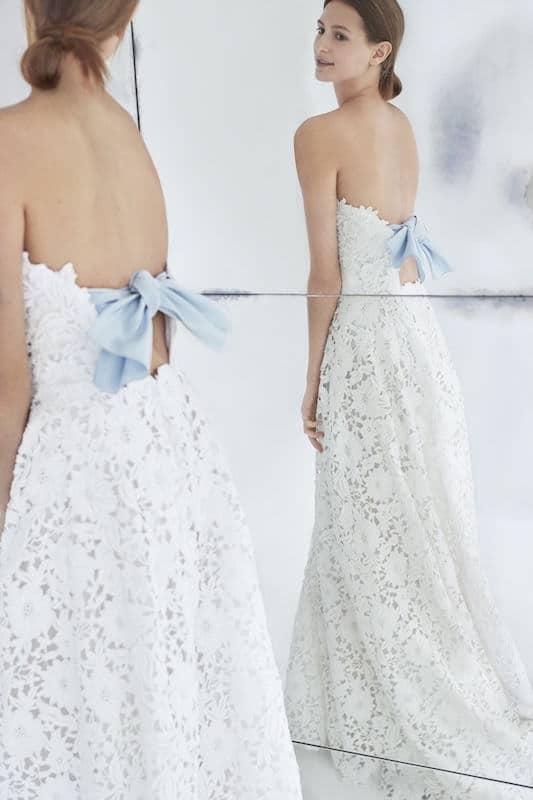 Herrera sposa autunno 2018