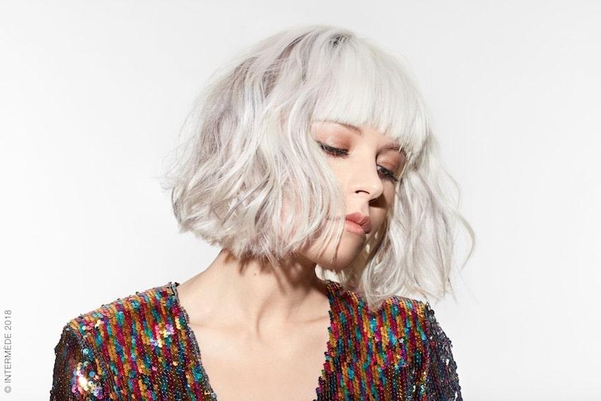 INTERMEDE taglio capelli bianchii estate 2018