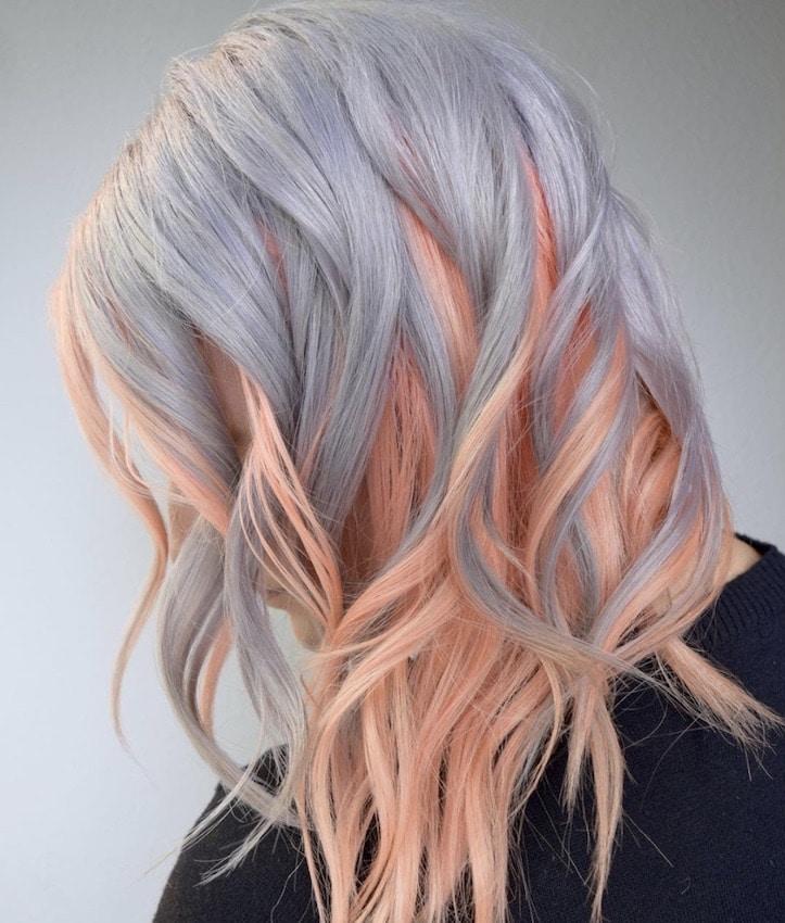 Capelli colorati 2018 i 10 colori di tendenza dell estate - Donne ... 38501e7841c9