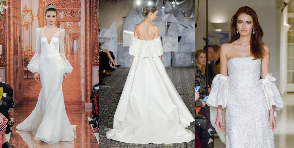 Abiti da sposa New York estate 2019