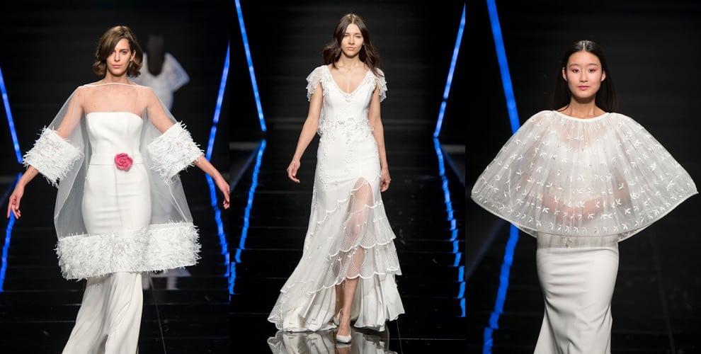 Elisabetta Polignano abiti sposa altamoda 2019