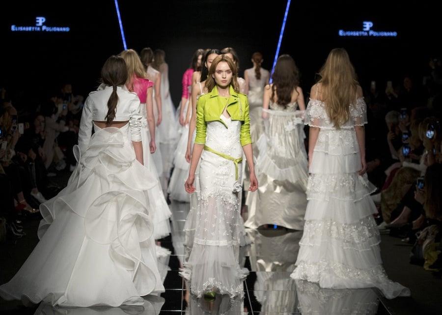 Elisabetta Polignano sposa 2019
