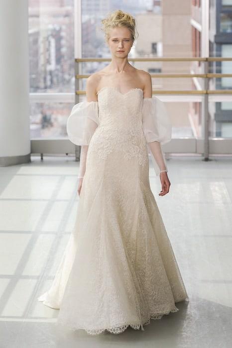 Gracy Accad sposa estate 2019 abito avorio