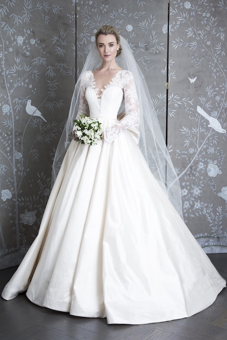 Legends Romona romona Kezeva abito sposa Grace Kelly 2019