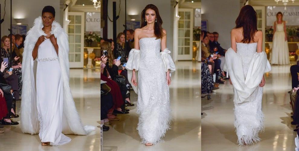 Oleg Cassini abiti da sposa 2019