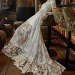 Olvi s vestito sposa in pizzo stile vinntage