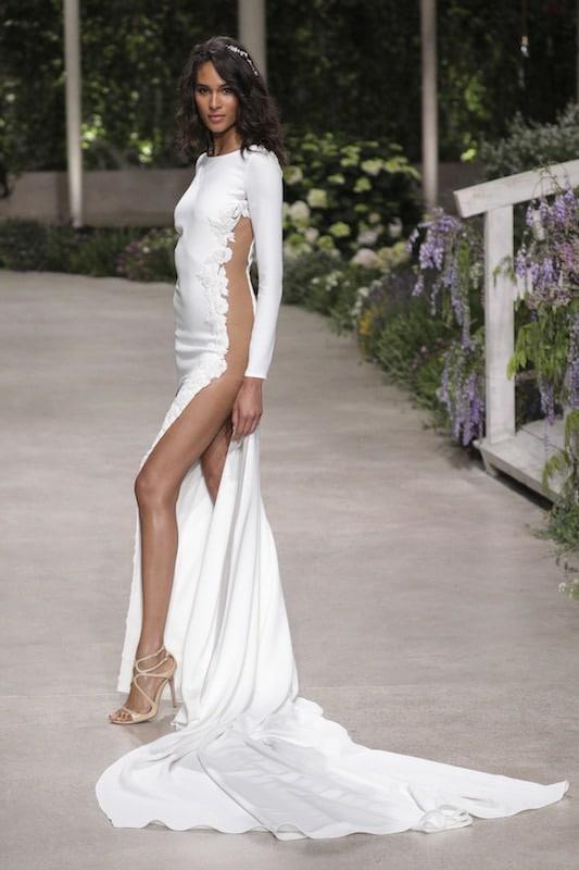 Pronovias-abito-sposa-2019-effetto-nudo