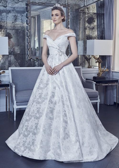 Romona Keveza abito da sposa estivo 2019
