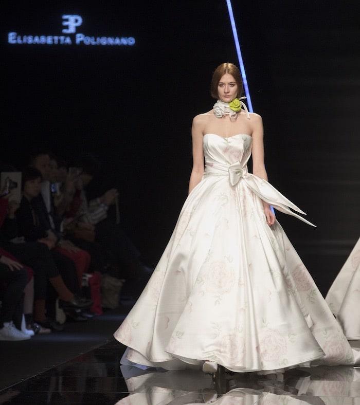 abito sposa stampe polignano 2019