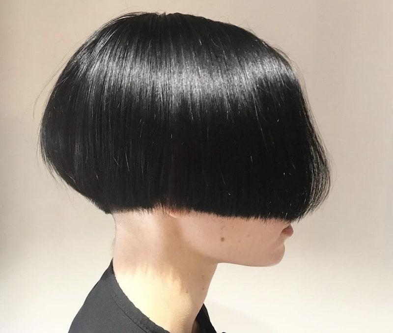 caschetto scodella capelli 2018