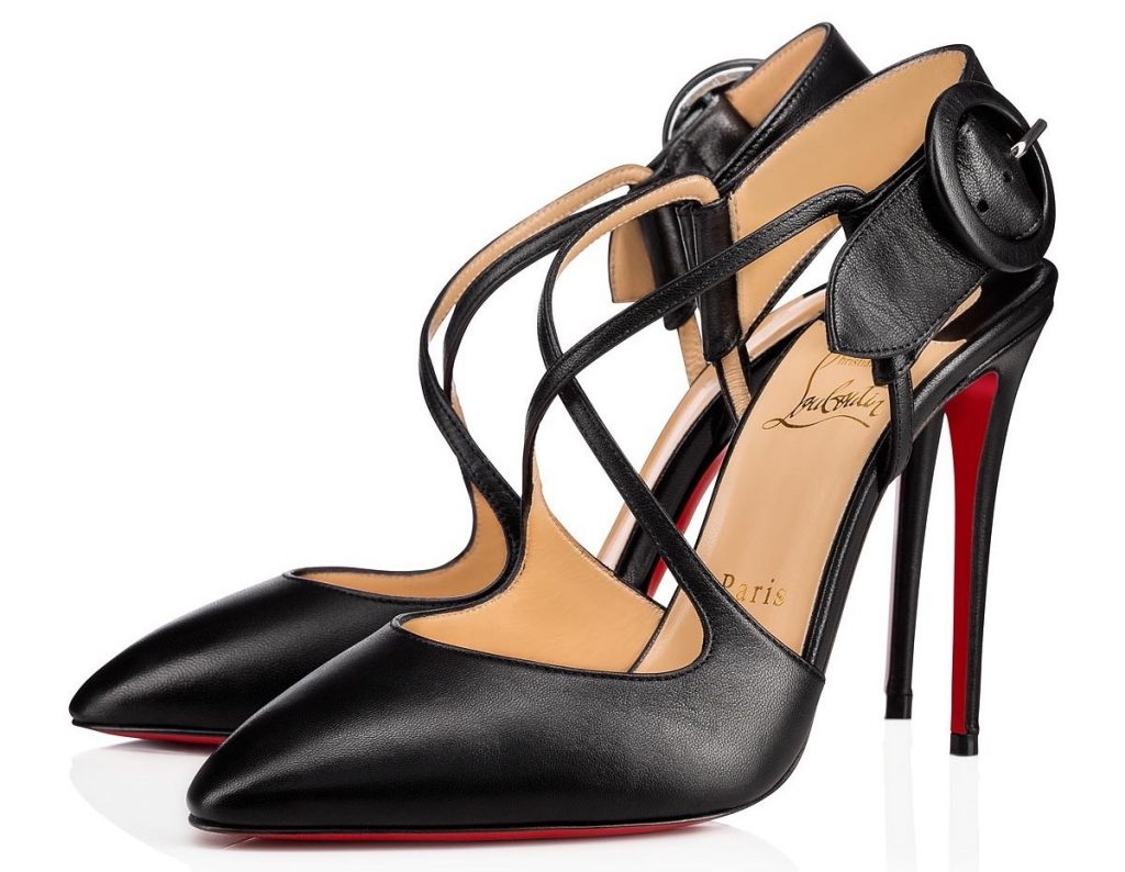louboutin fall winter 2018 arancia