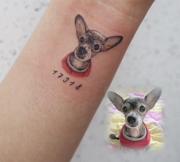 Tatuaggi Piccoli Polso 45 Idee Originali Scritte Simboli Disegni